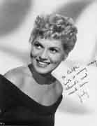 Judy Holliday Autographed Photo
