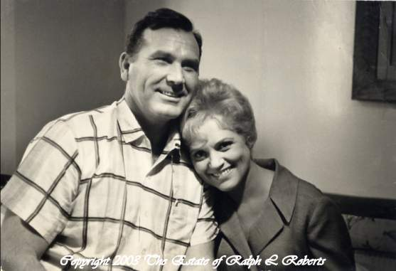 Ralph Roberts and Judy Holliday (1959)