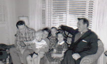 Ralph and Family ca 1956