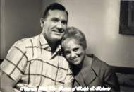 Ralph Roberts with Judy Holliday